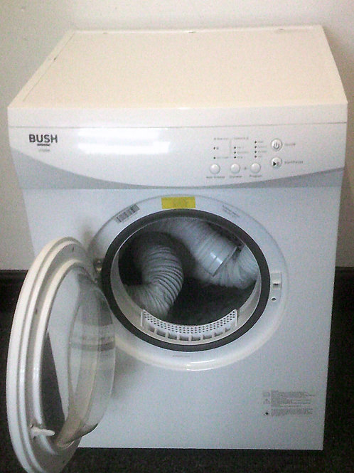 BUSH USED 7KG VENTED TUMBLE DRYER