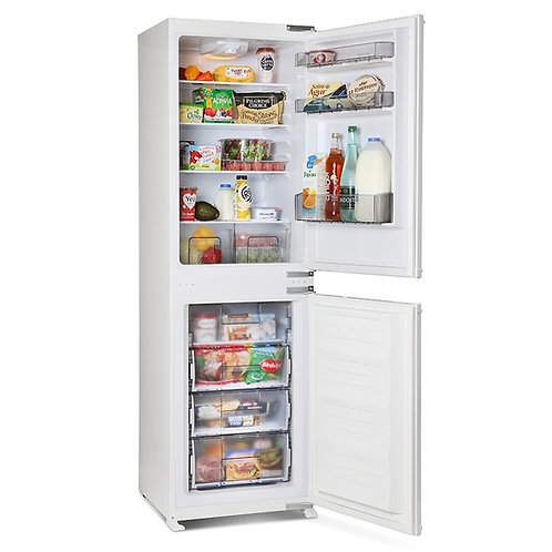MONTPELLIER NEW INTEGRATED 70-30 FRIDGE FREEZER