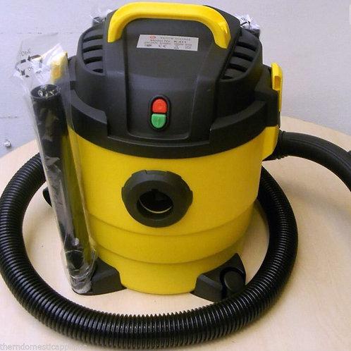 QUALTEX NEW WET + DRY 10 LITRE 1000W VACUUM CLEANER