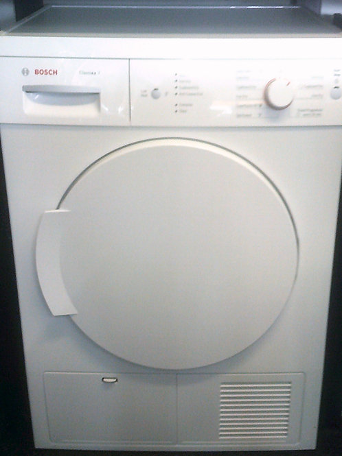 BOSCH USED CONDENSER 7KG  TUMBLE DRYER