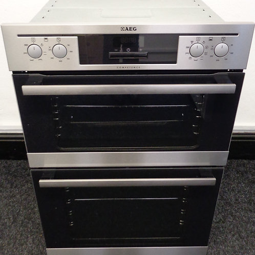AEG ELECTRIC BUILT-IN DOUBLE OVEN