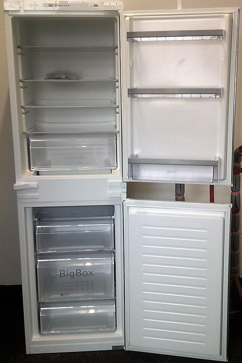 NEFF USED BUILT-IN FRIDGE FREEZER