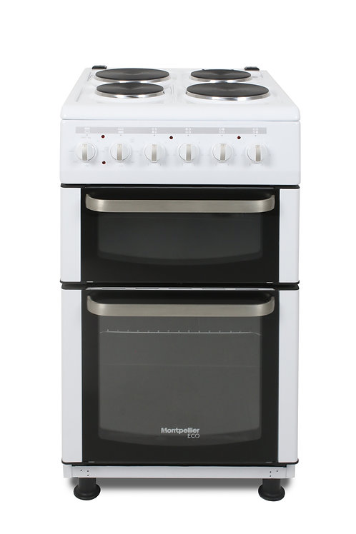 MONTPELLIER NEW 50CM TWIN CAVITY ELECTRIC COOKER