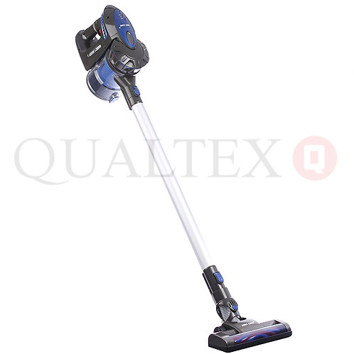 QUALTEX NEW HAND HELD 2 IN 1 CORDLESS BAGLESS VACUUM CLEANER