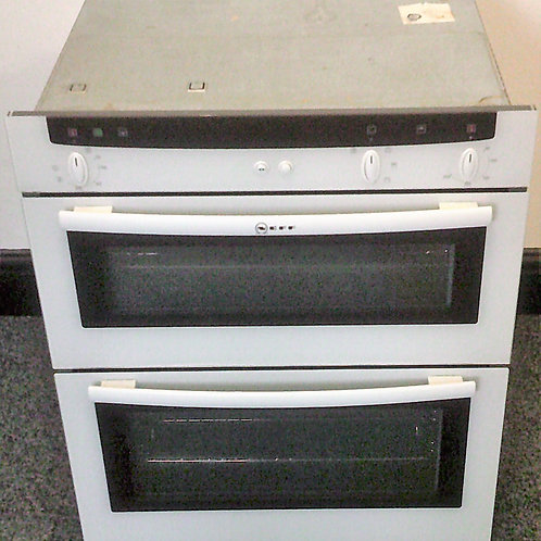 NEFF USED ELECTRIC BUILT-IN/UNDER DOUBLE OVEN