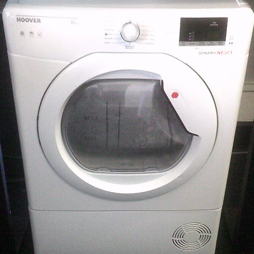 HOOVER USED 8KG CONDENSER TUMBLE DRYER
