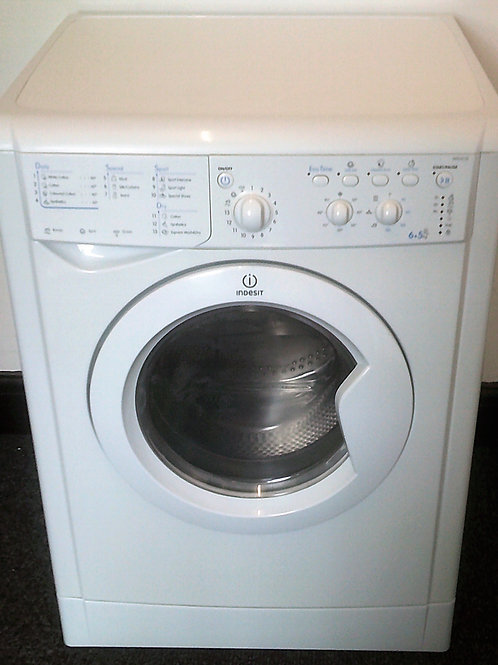 INDESIT USED WASHER DRYER