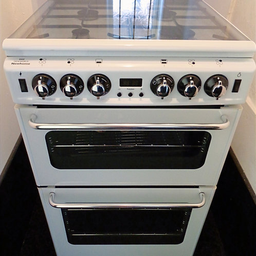 NEW WORLD USED 55CM GAS COOKER