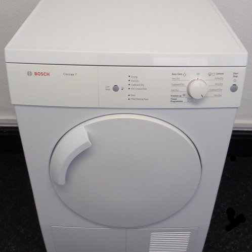 BOSCH USED 7KG VENTED TUMBLE DRYER