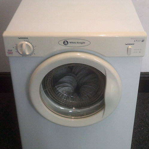 WHITE KNIGHT COMPACT VENTED TUMBLE DRYER