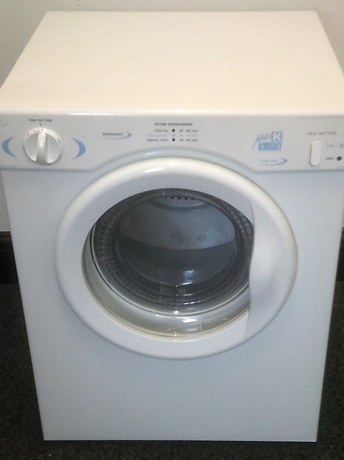 WHITE KNIGHT COMPACTED VENTED TUMBLE DRYER