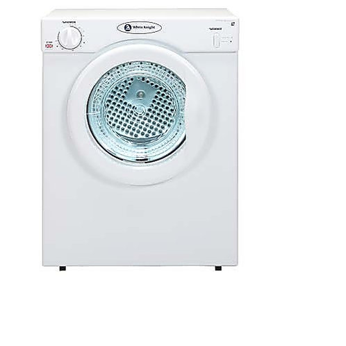 WHITE KNIGHT NEW VENTED COMPACT TUMBLE DRYER
