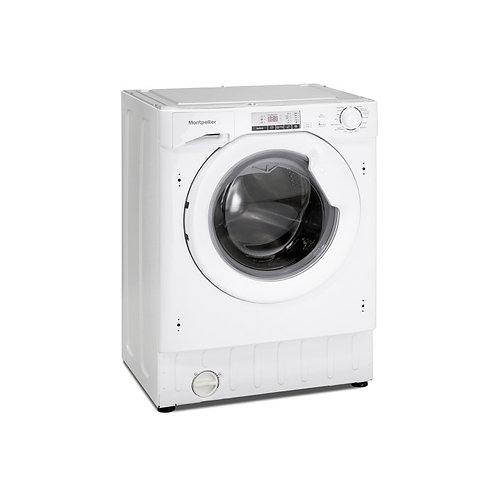 MONTPELLIER NEW 8KG BUILT-IN WASHING MACHINE