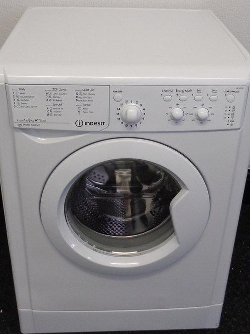 INDESIT USED WASHING MACHINE