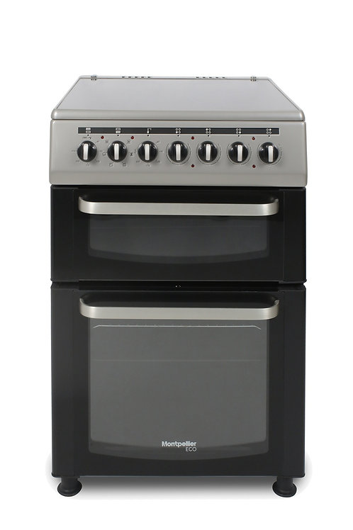 MONTPELLIER NEW 60CM TWIN CAVITY ELECTRIC COOKER