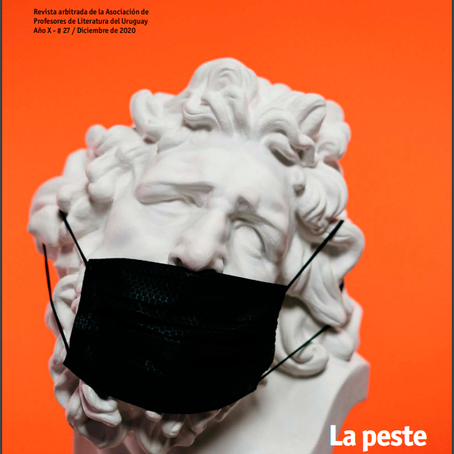 Presentación del número 27 de la revista [sic]: La  peste: signo, síntoma, símbolo.