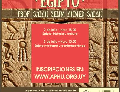 EGIPTO - Prof. Salah Selim Ahmed Salah
