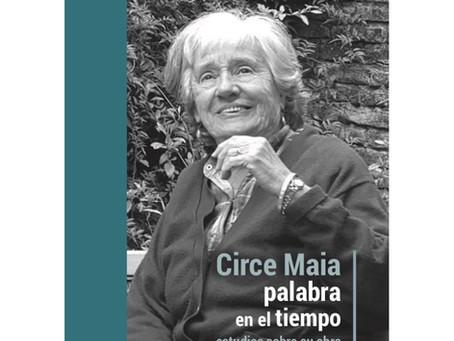 Entrevista a Néstor Sanguinetti y Pablo Silva Olazábal respecto a Circe Maia, palabra en el tiempo.