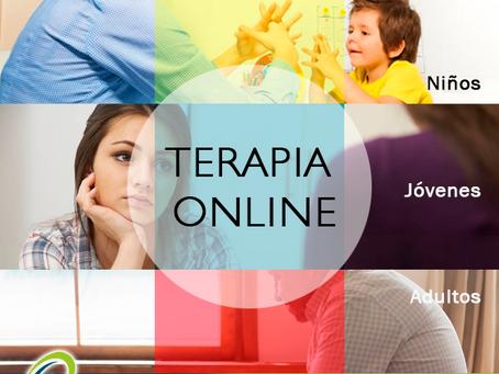 Beneficios de la terapia online: