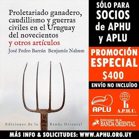 Promoción especial APHU / APLU – Banda Oriental