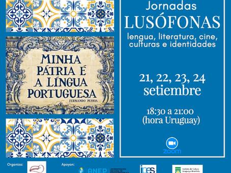 JORNADAS LUSÓFONAS: lengua, literatura, cine, culturas e identidades.
