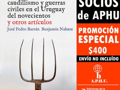 Promoción especial SÓLO para socios de APHU
