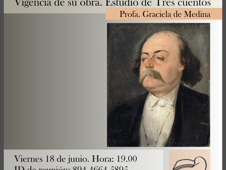 Homenaje a Gustave Flaubert