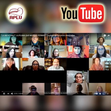 """Compartimos desde nuestro canal de Youtube """"LA INEVITABLE"""": LA PLUMA QUE NO PIDIÓ PERMISO."""