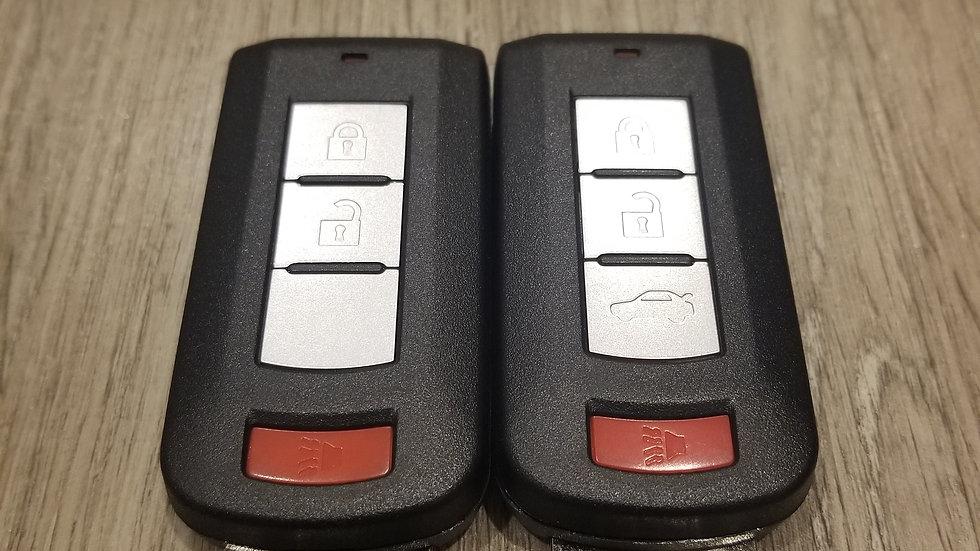 2008-2017 Mitsubishi Lancer Smart Key (includes programming)