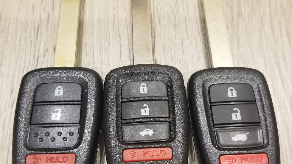 2013 - 2018 Honda Remote Key (includes programming)