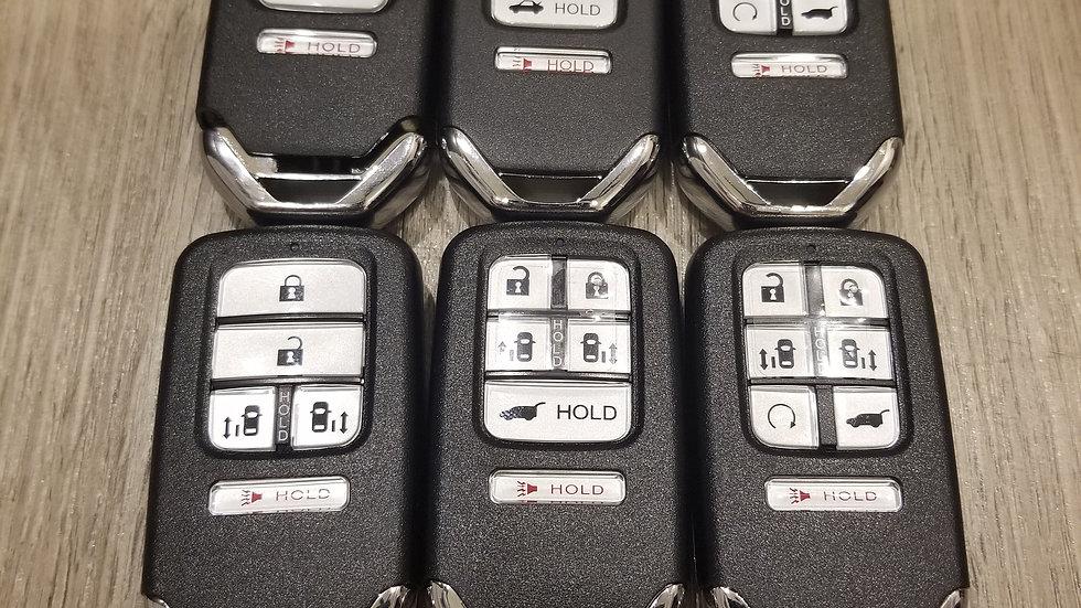 2013-2020 Honda Proximity Smart Key (includes programming)