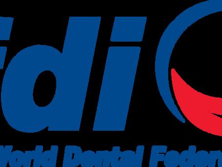بيان الفيدرالية الدولية لطب الأسنان حول ممارسة طب الأسنان وتدبيرصحة الفم أثناء جائحة كوفيد - 19