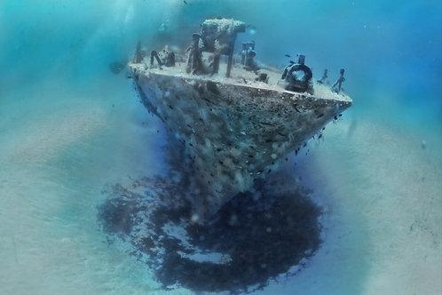 Nurkowanie na wyspie Comino