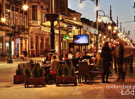 Łódź - miasto magii...