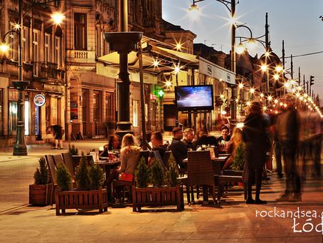 Łódź - miastem magii