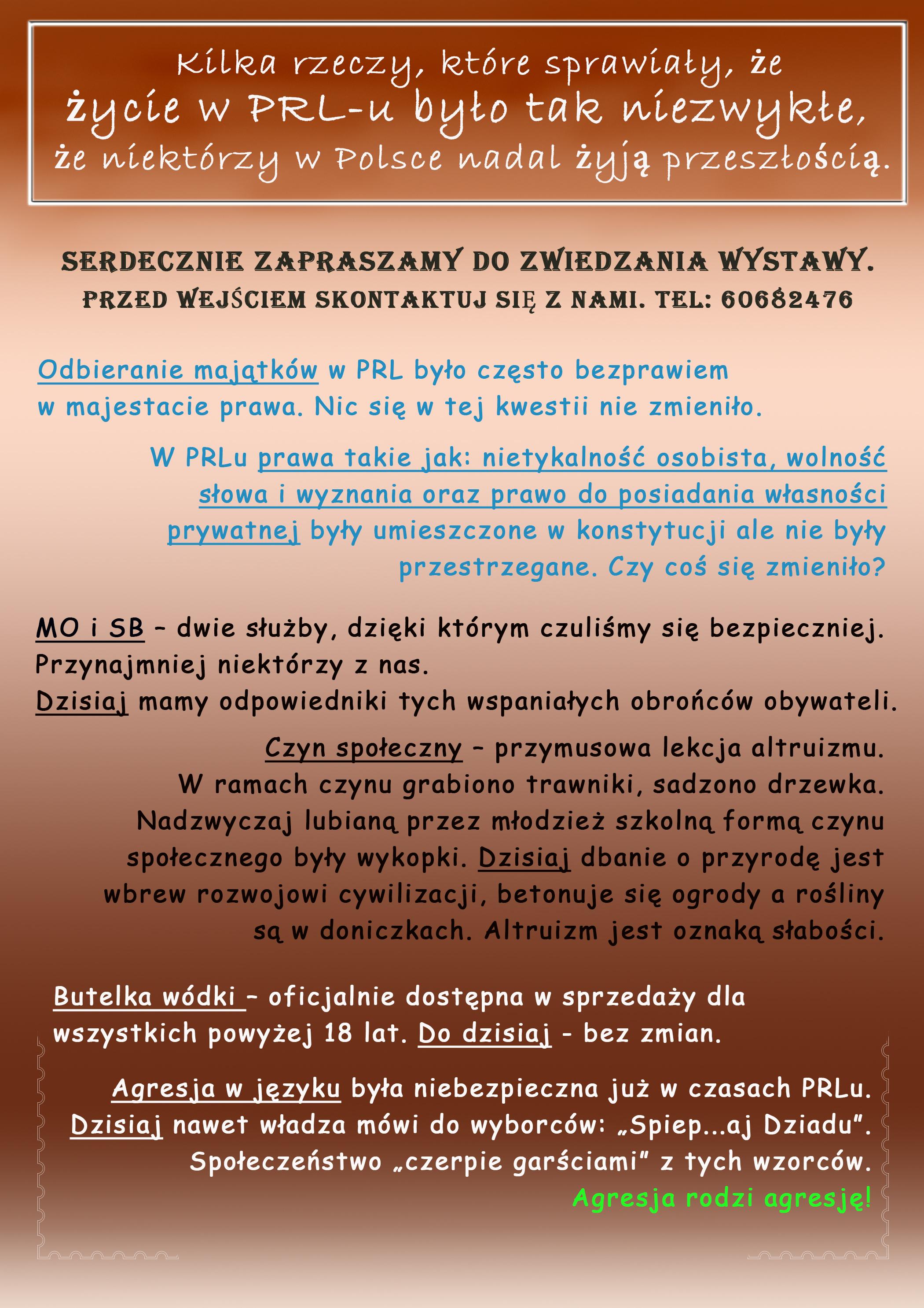 Polski PRL XXI wieku