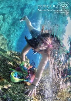 underwater KIDS photography