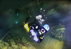 Diving - sidemount