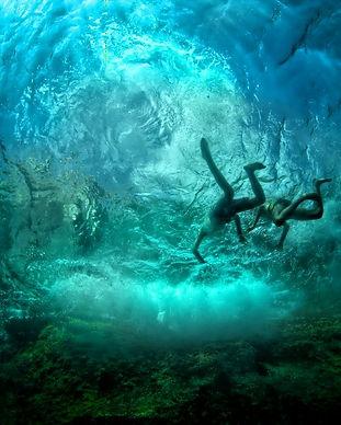 Teneryfa nurkowanie