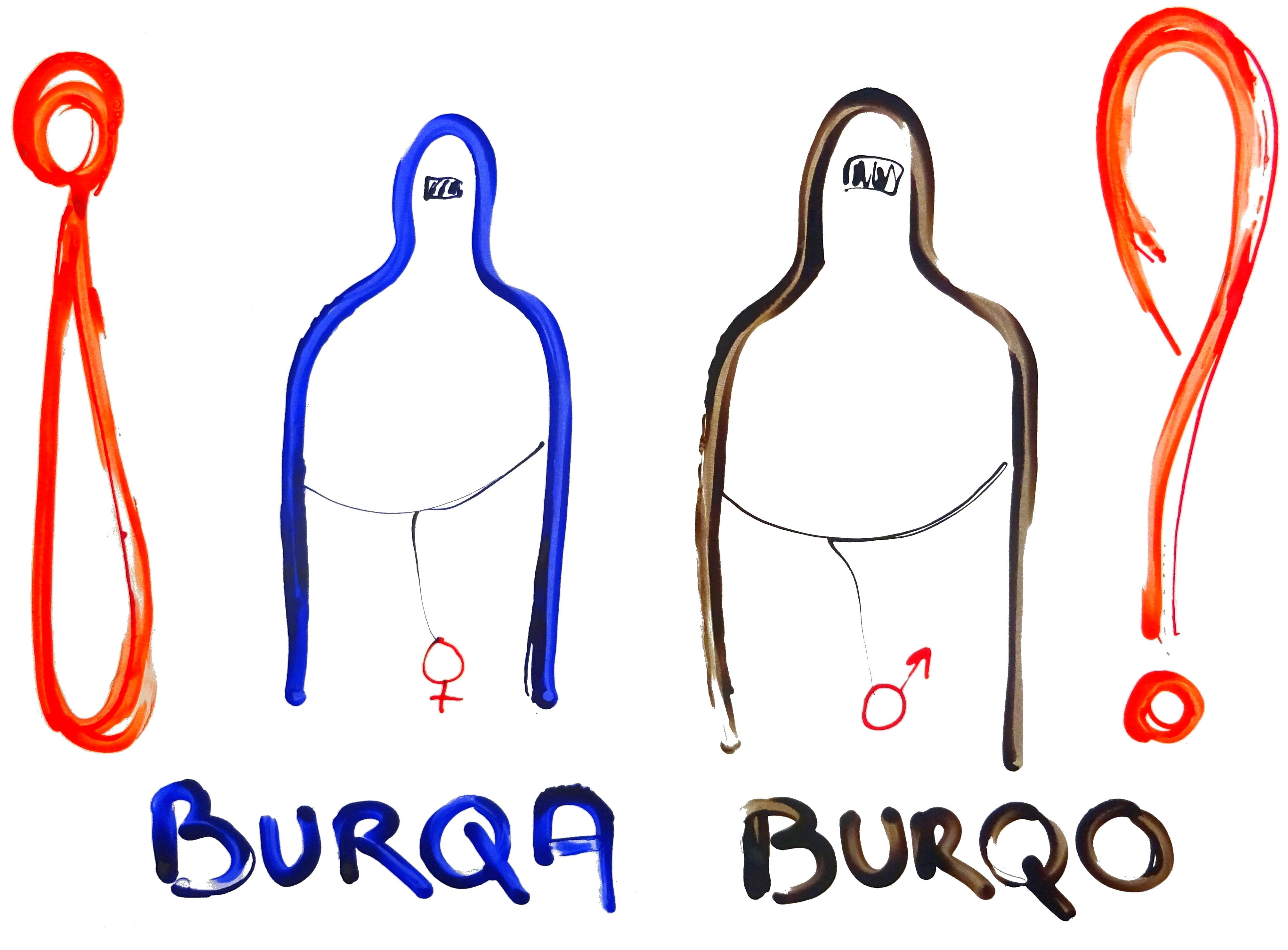 BURQA BURQO_