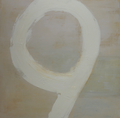 paularaiglot-nine I-100x100cm-acrylic on
