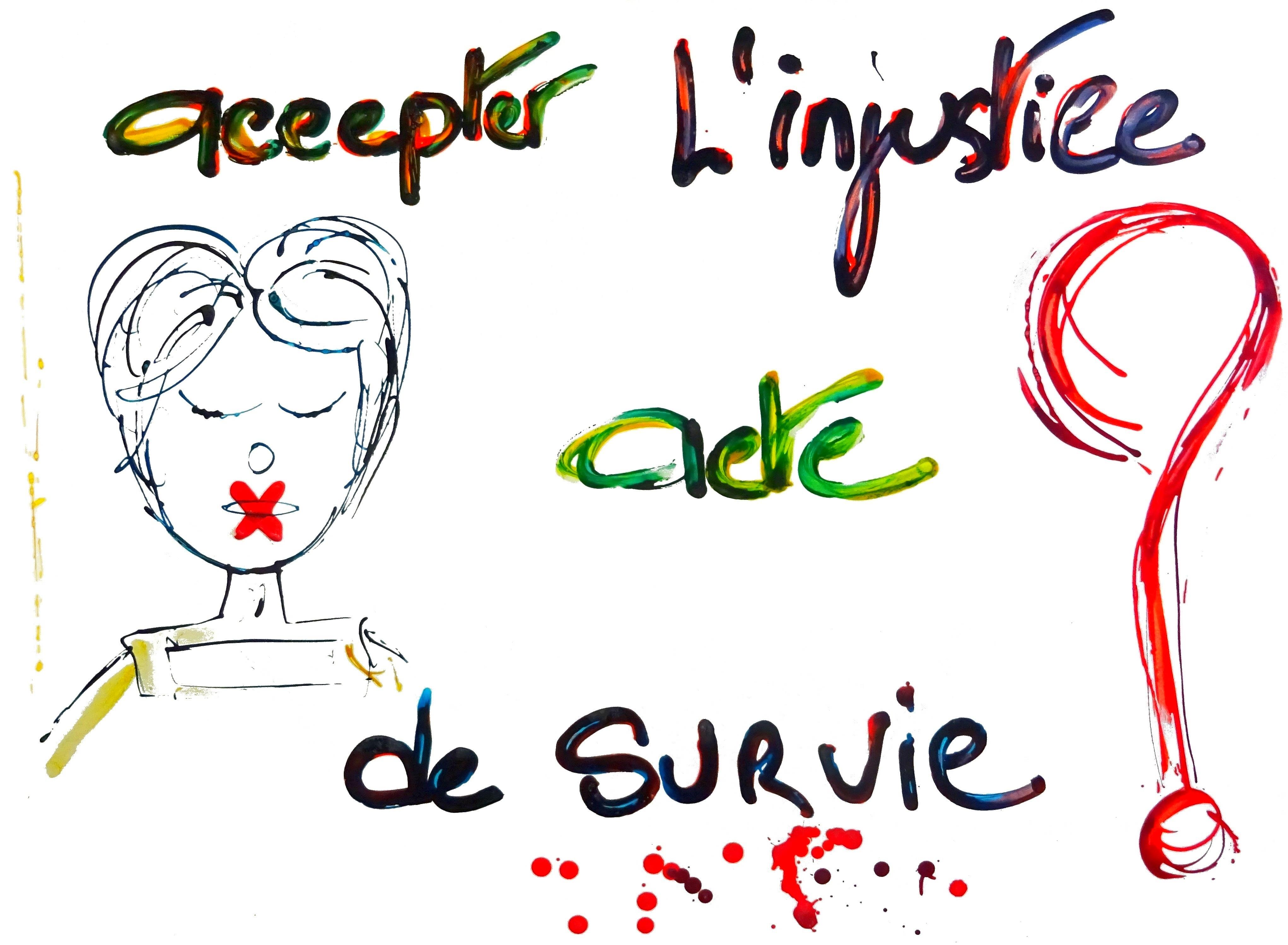 ACCEPTER L'INJUSTICE