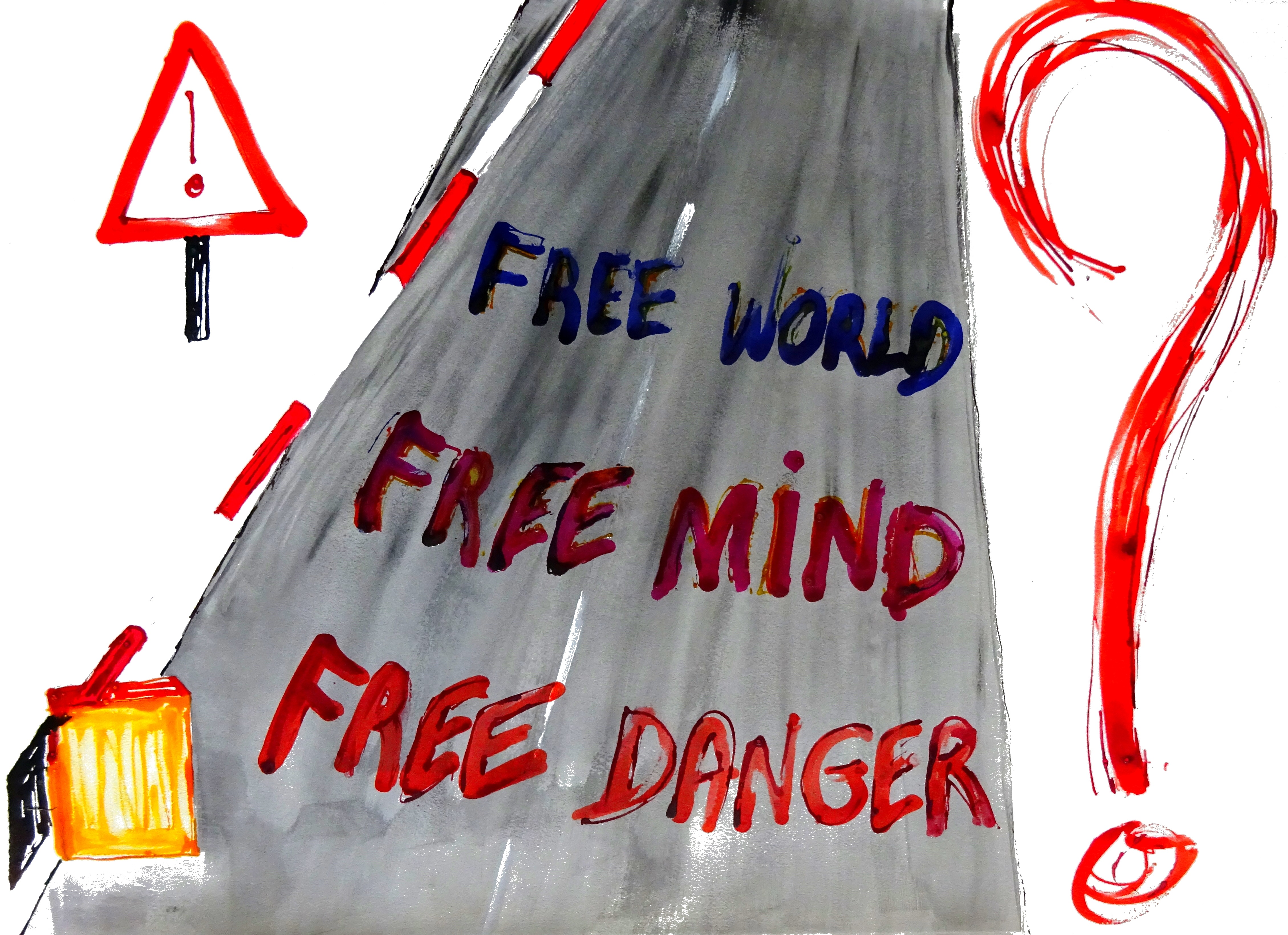 FREE WORLD FREE MIND F