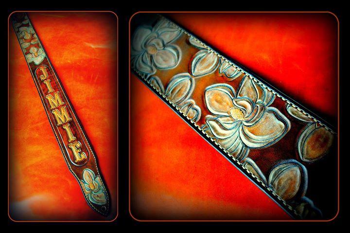 Jimmie Kilpatrick's magnolia strap
