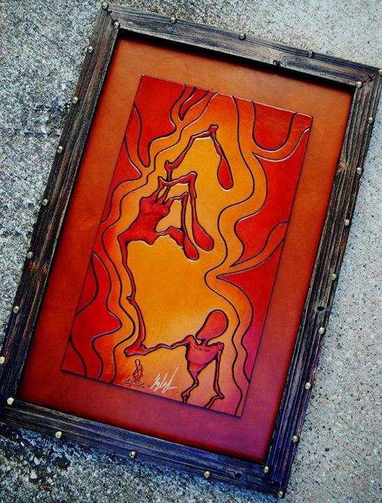 Fire Down Below- Faceless Souls