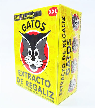 Extracto de regaliz Gatos XXL