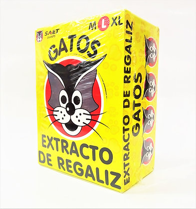 Extracto de regaliz Gatos L