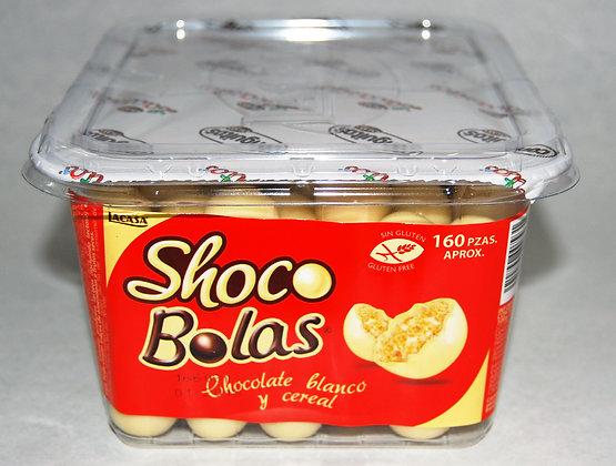 Shoco Bolas Blancas