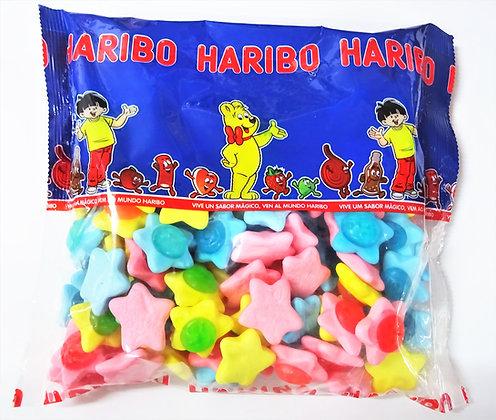 Estrellas rellenas Haribo