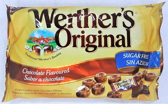 Werther's Chocolate Sin Azúcar